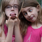 Crazy girls - Rory and Izzy