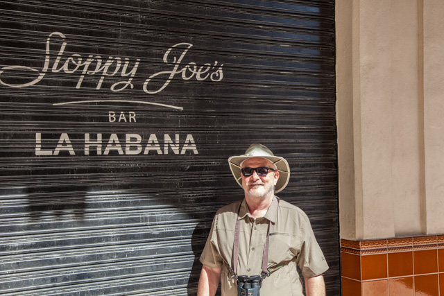 Sloppy Joe's Bar, Havana